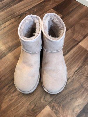Ugg Boots rosa/metallic