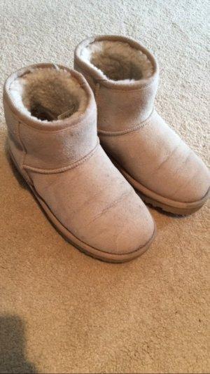 Ugg boots sandfarben