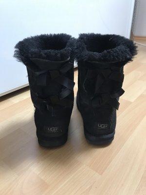 UGG boots Schleife 40 schwarz black