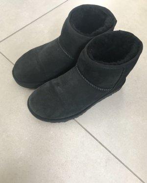 Ugg Boots schwarz, 38