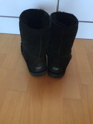 Ugg Boots schwarz 38