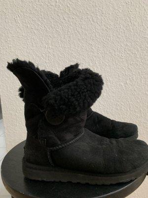 UGG Bottes d'hiver noir