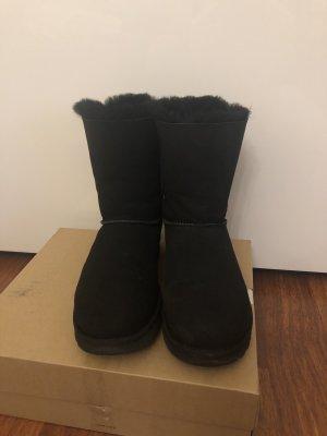 Ugg boots (schwarz)