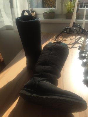 UGG boots, schwarz, gr 36, original, ohne Rechnung, gebraucht