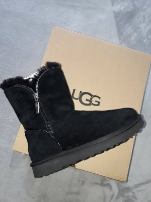 ugg boots, schwarz, gr. 37, neu im orginalkarton