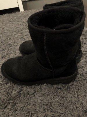 UGG Boots, schwarz, Gr. 38