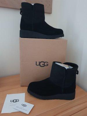 UGG Boots schwarz Größe 40 Neu