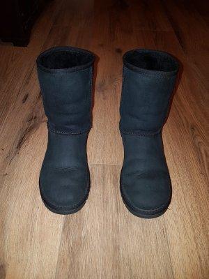 Ugg Boots Short Black