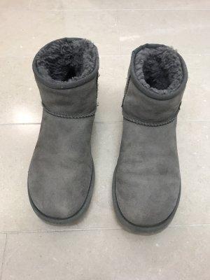 UGG Bottes de neige gris