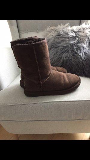 Ugg Boots Stiefel braun