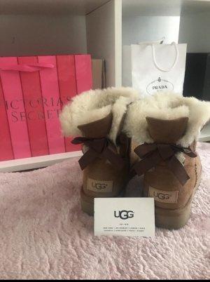 UGG Stivale da neve beige-color cammello