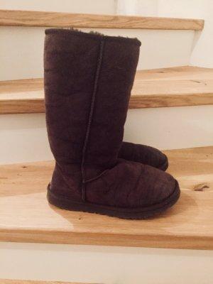 Ugg Boots Tall braun 39