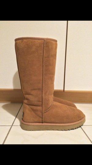 UGG Boots Tall Chestnut, Größe 41