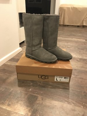 UGG Boots tall grau 38 NEU