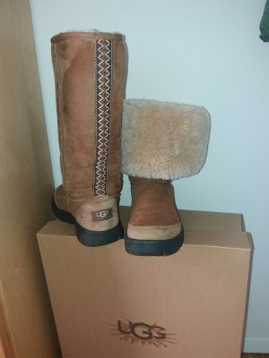 UGG Boots Ultimate Tall Braid