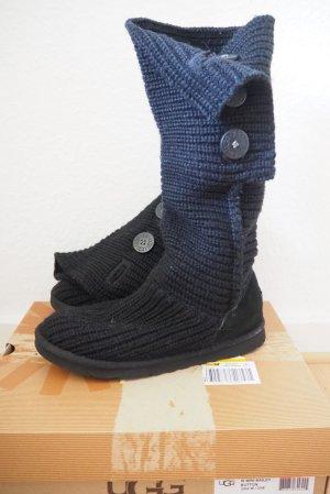 UGG Cardy knit Boots Strick Stiefel Bohemian Boho