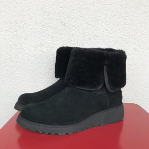 Ugg Classic Boots Amie Stiefel Slim schwarz Gr 39.5