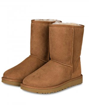 UGG Fur Boots multicolored