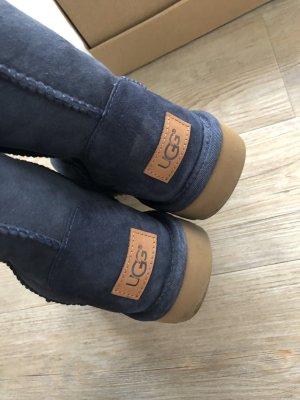 UGG Snow Boots blue-dark blue