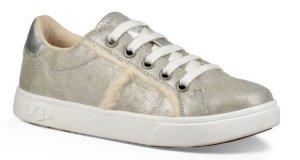 ❤️Ugg❤️Fell-Sneaker Gr. 38 Silber NEU‼️‼️‼️
