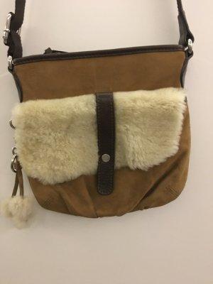 UGG Handtasche Lammfell Umhängetasche