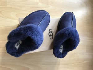 UGG Sabots dark blue