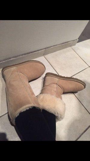 UGG High Boots cream-white