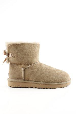 UGG Short Boots beige casual look