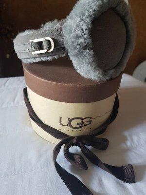 UGG kuschlige Ohrwärmer in grau
