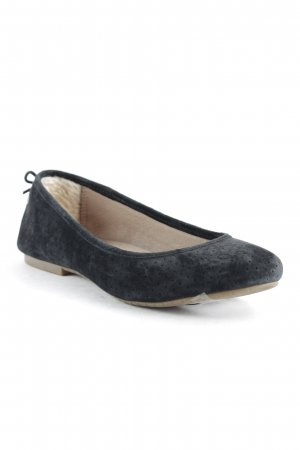 UGG Lackballerinas schwarz Casual-Look