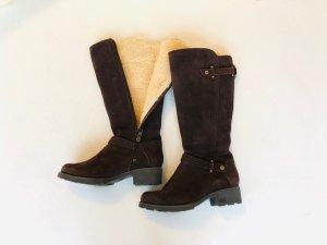UGG Lammfell Winter Stiefel Boots sehr warm GR. 36 orig. mit Hologramm