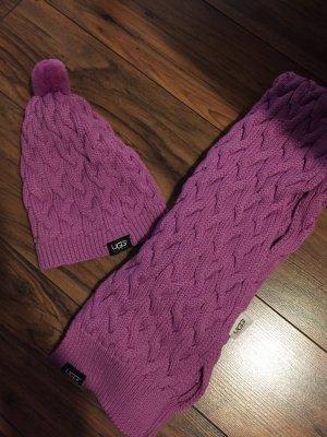 UGG Australia Scarf pink cotton