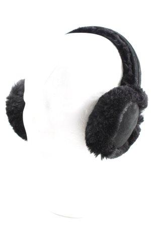 UGG Cache-oreilles noir style mode des rues