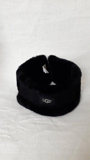 UGG Original Winter Haarband-Headband Ohrenwärmer U1849 scharz