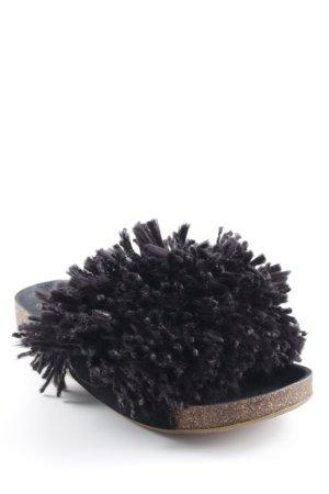 UGG Outdoor-Sandalen schwarz Casual-Look