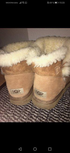 UGG Snow Boots beige