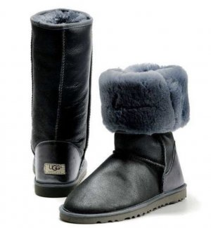 Ugg s Tall Metallic Original