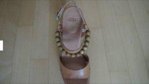 UGG-Sandalette, beige,