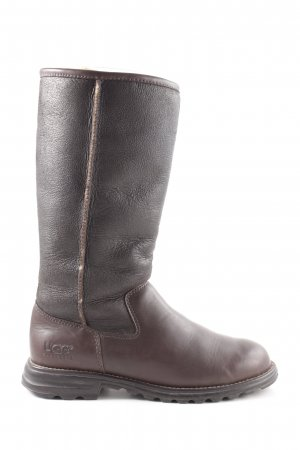 UGG Winter Boots brown casual look