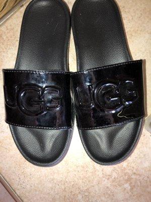 UGG Beach Sandals black