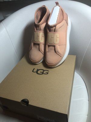 UGG Slip-on Sneakers white-apricot