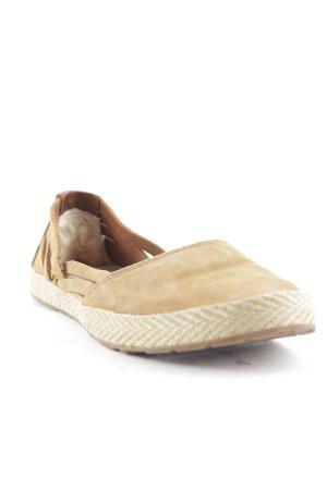 UGG Slingback Ballerinas beige College-Look