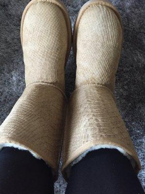 UGG Australia Boots cream-beige