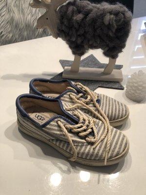 UGG Australia Sneaker stringata blu