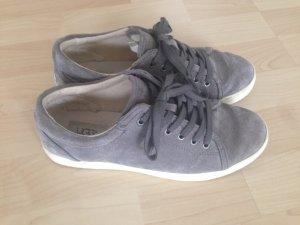 UGG Sneaker grau Gr.39 Wildleder