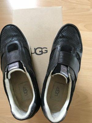UGG Sneaker Slip-One Gr. 38 (7) Echtleder im Materialmix