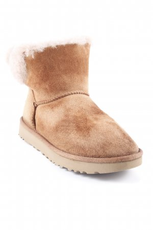 UGG Snowboots cognac Casual-Look