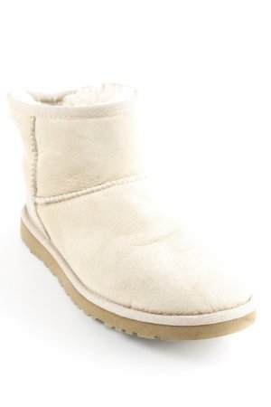 UGG Snowboots creme Casual-Look