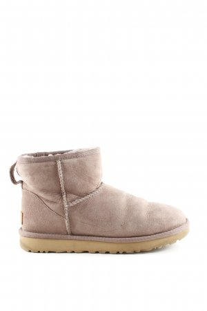 UGG Snow Boots light grey casual look
