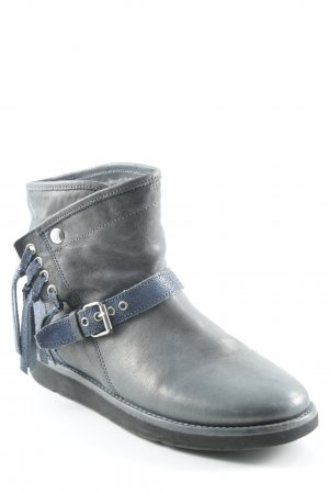 UGG Snowboots graublau Casual-Look